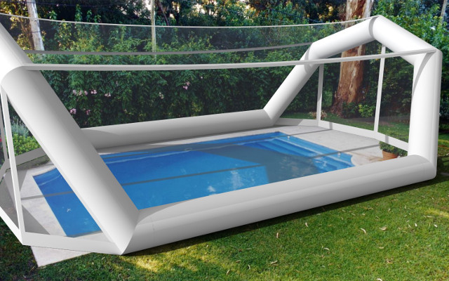 carpas y cubiertas air jump argentina On carpas para piscinas